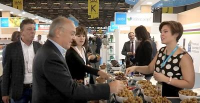 Hellenic Crops in Paris-Sial2018